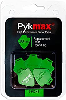 Pykmax Replacement Picks/Round Tip / 0.88mm
