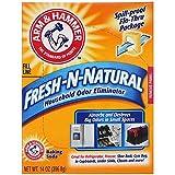 Arm & Hammer Fresh-N-Natural Odor Absorber, 14 oz