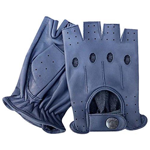 Prime - guantes de conducción sin dedos