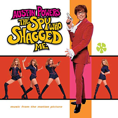 Austin Powers: The Spy Who Shagged Me (Music From the Motion Picture) [Vinyl LP]