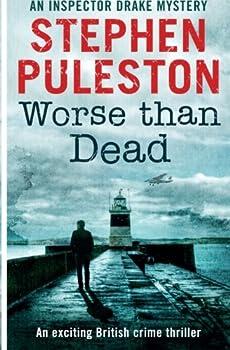 Paperback Worse Than Dead (Inspector Drake) Book