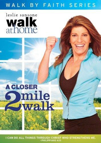 Leslie Sansone A Closer 2 Mile Walk Christian DVD - Region 0 Play worldwide by Leslie Sansone