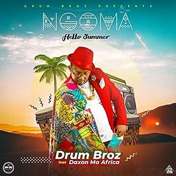 """Ngoma """"Hello Summer"""" (feat. Daxon MaAfrica)"""