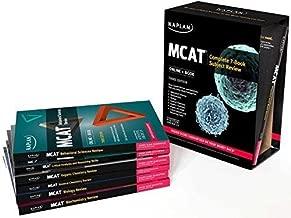 MCAT 7 Book Set 3rd Edition + MCAT Quicksheets + MCAT Lesson Book + MCAT High Yield