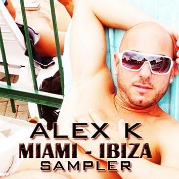Miami Ibiza Sampler
