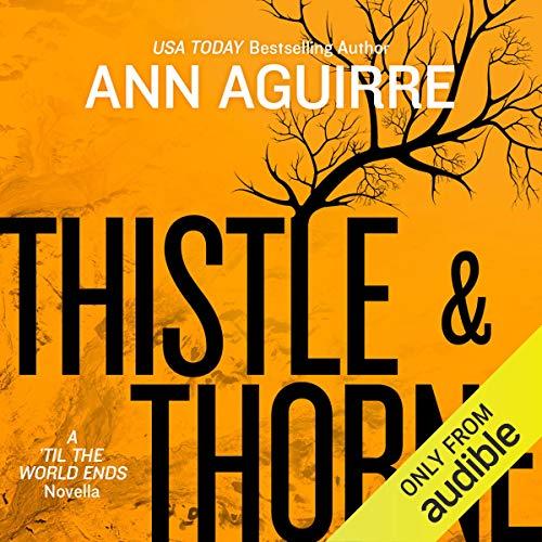 Thistle & Thorne audiobook cover art