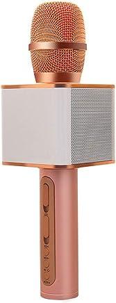 LEP Riduzione Intelligente del Rumore del Microfono Senza Fili del Mini del Microfono di Bluetooth per Le interviste di interviste e Le registrazioni ECC - Trova i prezzi più bassi