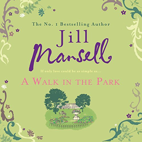 A Walk in the Park audiobook cover art