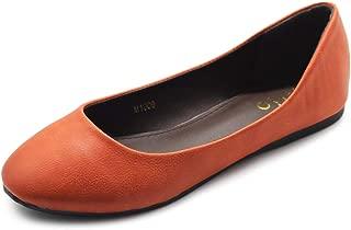 Ollio Womens 1M1009 Ballet-Flats