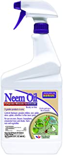 Bonide (BND022) - Ready to Use Neem Oil, Insect Pesticide...