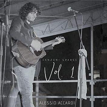 Canzoni Sparse, Vol. 1