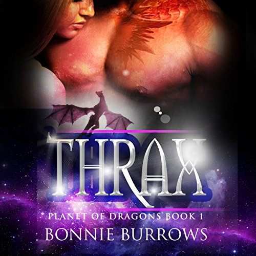 Thrax audiobook cover art