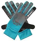 GARDENA Garten-/ Pflegehandschuh 7/S: Atmungsaktive Handschuhe für die anspruchsvolle Gartenarbeit, zum einpflanzen/umtopfen bestens geeignet, mobile touch zur Verwendung des Smartphones (11500-20)