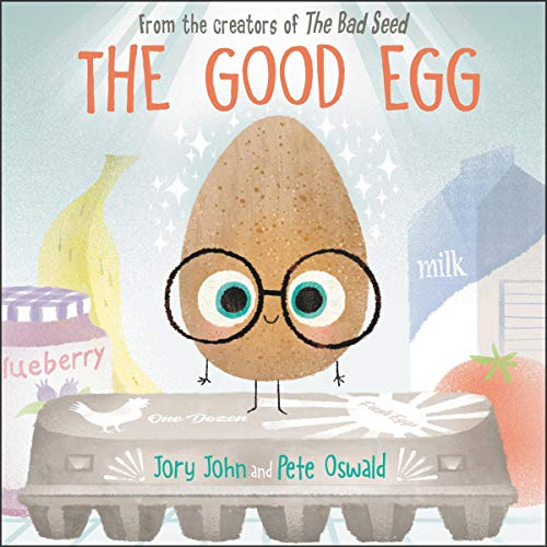 Page de couverture de The Good Egg