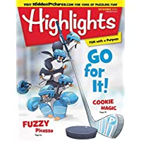 6-Month (6 Issues) of Highlights for Children Magazine Subscription