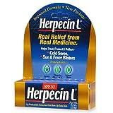 Herpecin-L Lip Balm Stick, SPF 30 0.1 oz (2.8...