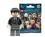レゴ(LEGO) ミニフィギュア ハリー・ポッターシリーズ1 クリーデンス・ベアボーン|LEGO Harry Potter Collectible Minifigures Series1 Credence Barebone 【71022-21】