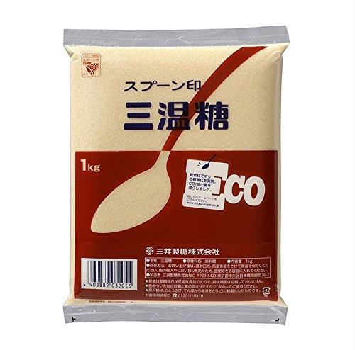 三井製糖『スプーン印 三温糖』