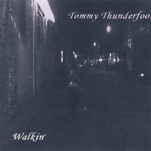 Tommy Thunderfoot