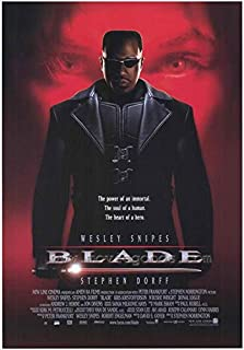 Blade POSTER Movie (27 x 40 Inches - 69cm x 102cm) (1998)