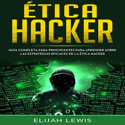 Diseño de la portada del título Etica Hacker