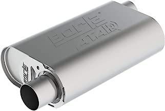 Borla 400947 2.5 in. in/Out 14 Atak Sound Level Crate Muffler