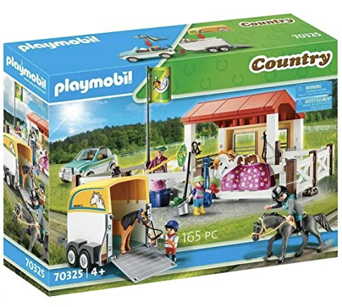 PLAYMOBIL 70325 Figuras de Juego para niños y vehículos