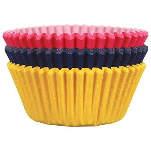 PME - Caissettes à Cupcakes en Papier de Fête, Dimensions Standard, Lot de 60