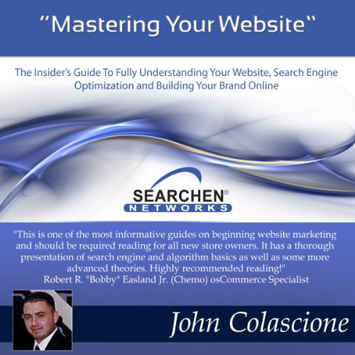 Mastering Your Website cover art