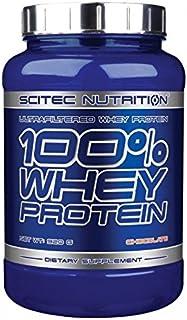 Scitec Nutrition Whey Protein proteína sin sabor 920 g