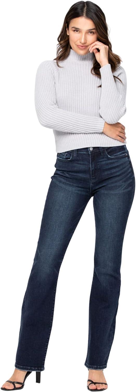 Judy Blue 'Slim Bootcut' HIGH Rise Jeans - 82162 (18W) Denim