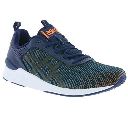 Asics Gel Lyte Runner Chameleoid Mesh Black-Medieval Blue - Sneakers Uomo - US 9.5 - EUR 43.5 - CM 27.5