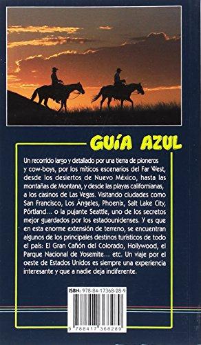 EEUU Oeste: GUÍA AZUL EE.UU. Oeste