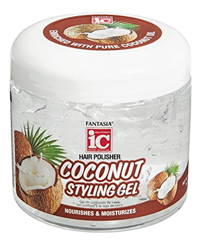 Fantasia IC Gel de Cabello Pot de 473 ml de coco