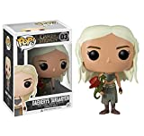 Funko Pop 3 3/4-Inch Game of Thrones: Daenerys Targaryen (Colors May Vary) Action Figure Dolls Toys ...
