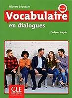Vocabulaire en dialogues: Livre debutant + CD - 2eme  edition