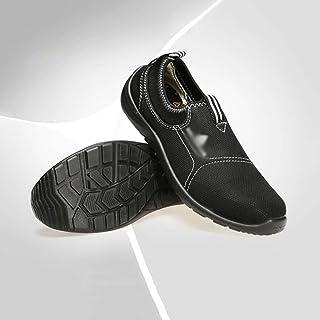 HJJ Calzado de protección Zapatos de Seguridad, Calzado Anti-aplastamiento, Anti-Piercing, antiestático, Antideslizante, Z...