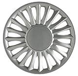 CORA 000119369 Copricerchio Dinamic Vernice Lucida, 14 Pollici, Pezzo Singolo