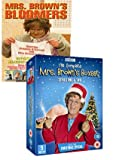 Mrs Browns Boys Boxset Series 1 + 2 & Christmas Special + Mrs Browns Boys Bloomers Collection (Region 2 encoding (This DVD will not play on most DVD players sold in the US or Canada [Region 1]. This item requires a region specific or multi-region DVD player and compatible TV.)