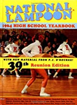 national lampoon 1964 high school yearbook book