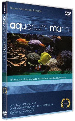 Aquarium Marin - version DVD