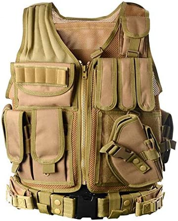 Tactical Brand Cheap Sale Venue Equipment Mollest Hunting Vest Ves Arlington Mall Military Police Army