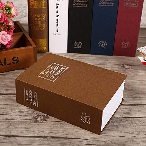 Bloqueo de seguridad Diccionario Diccionario Lock Box Desvío Caja de bloqueo (café de contraseña)