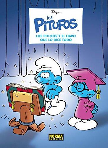 LOS PITUFOS 27  EL LIBRO QUE LO DICE TODO (Infantil y juvenil)