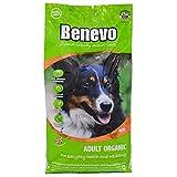 Benevo - Comida para Perros Secos, orgánica, para Adultos, Bolsa de 2 kg