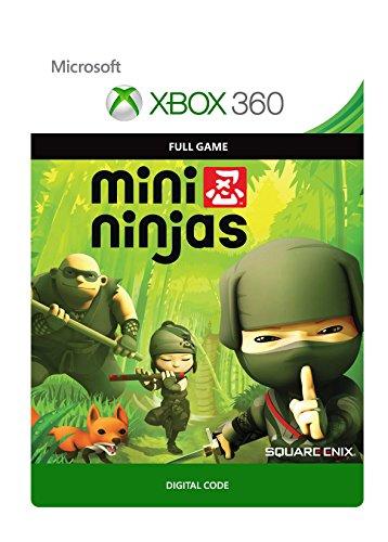 Mini Ninjas Adventures Standard | Xbox 360 - Codice download