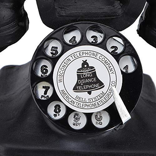 , Estilo De Los Años 70, Adornos De Escritorio GPO 746 Teléfonos Fijos Teléfono Fijo Barato con Contestador Automático para Cosplay para Tomar Fotografías para El Hotel De La Oficina