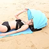 Best Beach Canopy For Shades - AirGoods Pop Up Portable Adjustable Beach Sun Shade Review