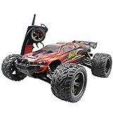 s-idee® 18160 9116 RC Auto Buggy wasserdichter Monstertruck 1:12 mit 2,4 GHz über 40 km/h schnell, wendig, voll proportional 2WD ferngesteuertes Buggy Racing Auto