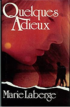 Hardcover Quelques Adieux [French] Book